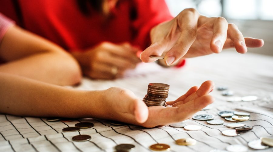 Haben Sie gute Geld-Gewohnheiten?